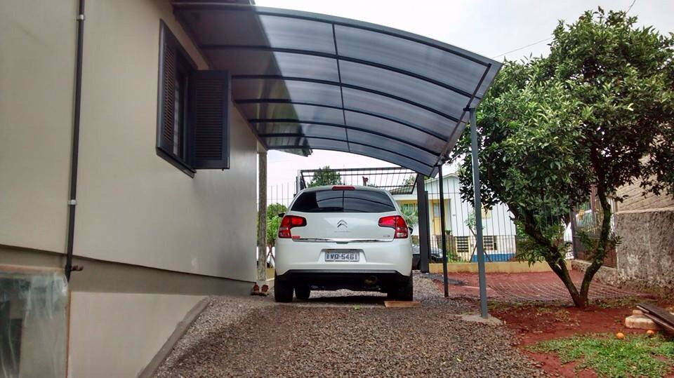 Coberturas de Garagem